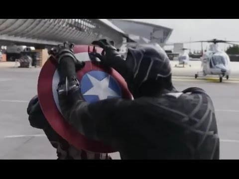 Morning, Let's Over Analyse This New Footage From Civil War