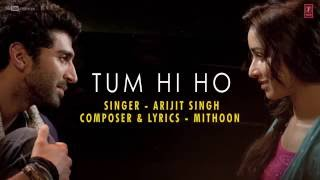 Tum Hi Ho  Karaoke Original Video High Quality Mp3