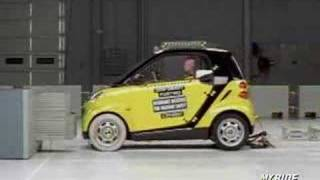 Crash Test: 2008 Smart Car ForTwo