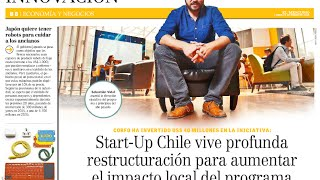 SUP News | Start-Up Chile announced a new follow-on fund