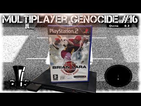 Brian Lara Cricket Playstation