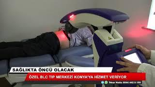 Özel BLC Tıp Merkezi Konya'da hizmet veriyor