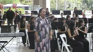 Kamehameha Waltz <b>Charles E King</b>/arr Lloyd Krause