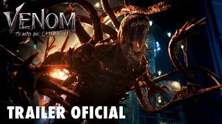 Venom: Tempo de Carnificina | Trailer Oficial Legendado | Em breve exclusivamente nos cinemas