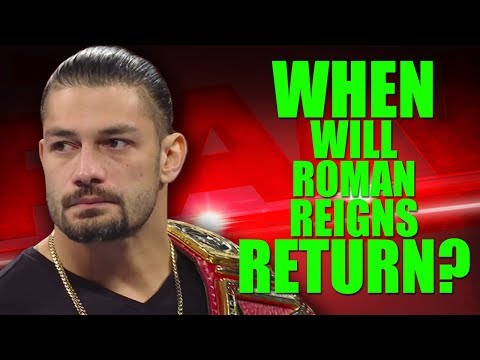 Download When Will Roman Reigns Return to WWE? Leukaemia Cancer Update HD Mp4 3GP Video and MP3