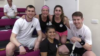 Rackets Cubed – May 2017 Squash Fundraiser