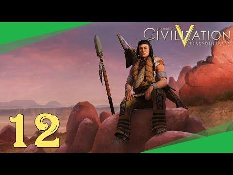 Civilization 5 ➤ #12 ➤ Velký Výprodej Diamantů [CZ LP]
