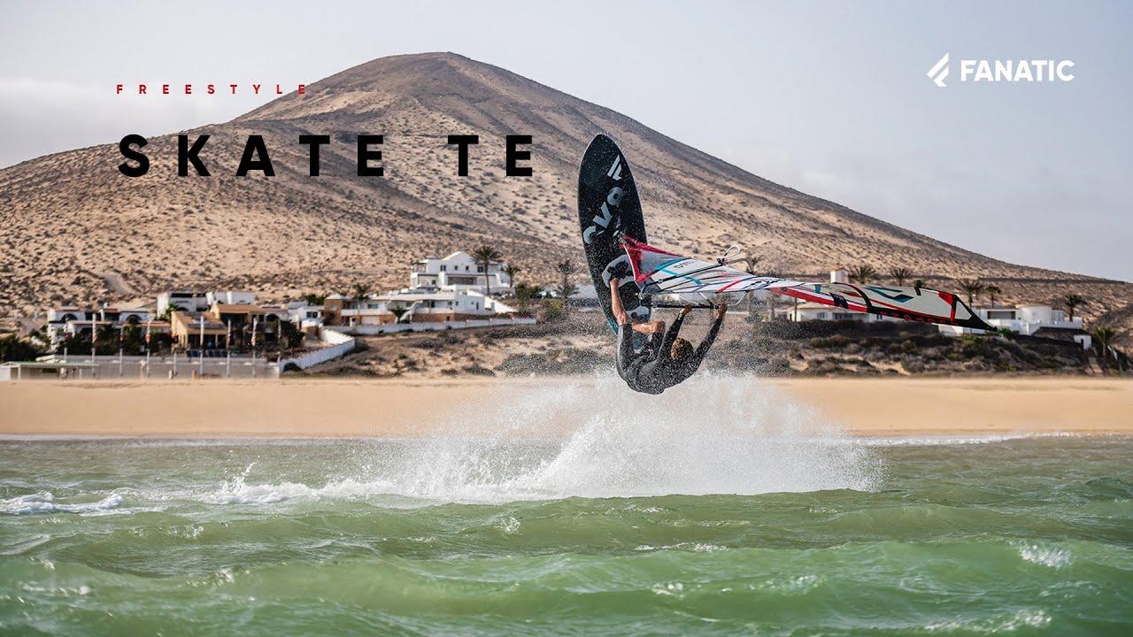 Fanatic Skate TE 2022 - Product Clip