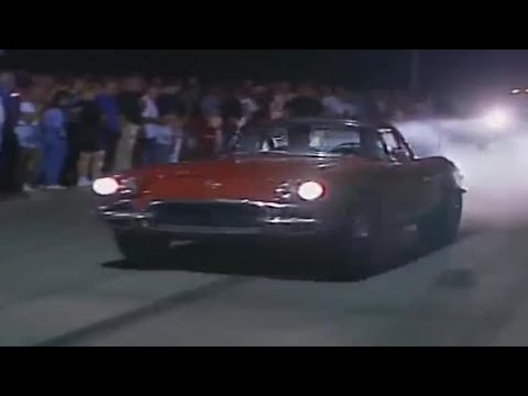 Detroit drag racing | Clarkson's Motorworld | BBC autos