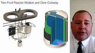 Molten-Salt Reactor Choices - Kirk Sorensen of Flibe Energy @ ORNL MSRW 2020