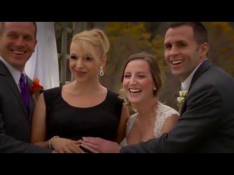 Wedding Video: Lisa and John