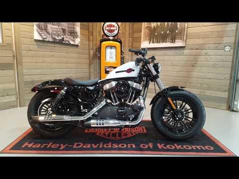 2020 Harley-Davidson Forty-Eight® in Kokomo, Indiana - Video 1