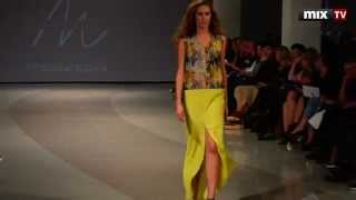 preview picture of video 'Riga Fashion Week S/S 2015: показ M-Couture (Latvija). MIX TV'