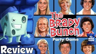 The Brady Bunch Party Game Review - with Tom Vasel
