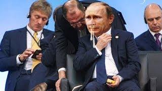 Кремль увяз в кокаине