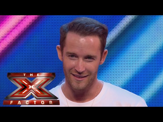 Jay James sings Coldplay's Fix You | Arena Auditions Wk 1 | The X