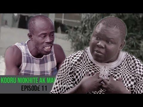 Kooru Niokhite ak Makhiff – Episode 11 avec Modou Mbaye et Saf Nanekh