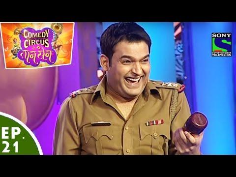 Comedy Circus Ke Taansen - Episode 21 - Kapil As Various Characters