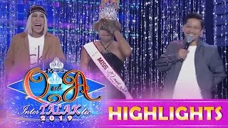 Miss Q and A reigning queen answers different controversial questions from Vice Ganda.  Subscribe to ABS-CBN Entertainment channel! - http://bit.ly/ABS-CBNEntertainment  Watch the full episodes of It's Showtime on TFC.TV   http://bit.ly/ItsShowtime-TFCTV and on IWANT.TV for Philippine viewers, click:  http://bit.ly/SHOWTIME-IWANTv  Visit our official website!  http://entertainment.abs-cbn.com/tv/shows/itsshowtime/main http://www.push.com.ph  Facebook: http://www.facebook.com/ABSCBNnetwork  Twitter:  https://twitter.com/ABSCBN https://twitter.com/abscbndotcom Instagram: http://instagram.com/abscbnonline  #ItsShowtime  #ShowtimeSabaDobLeFUN #MissQAndA
