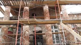 Реконструкция парка в Вольске и продолжение пешеходной зоны