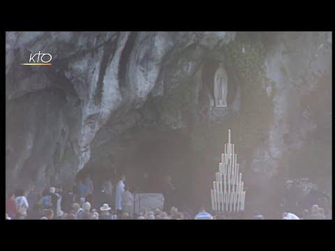 Chapelet à Lourdes du 29 octobre 2019