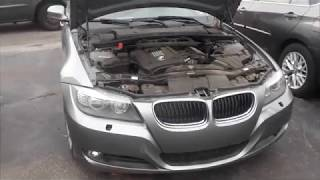 BMW 328i Battery Location and How to Jump Start