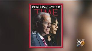 Joe Biden, Kamala Harris Named TIME Magazine 2020 Person Of The Year