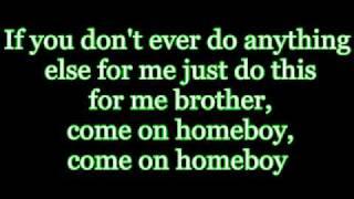 Homeboy- Eric Church HD ( with lyrics)