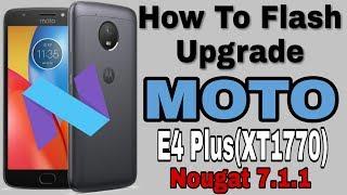 How to flash imei no- on moto e4 plus - Free video search
