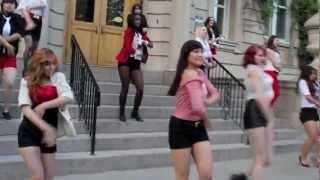 """The Business"" Yung Berg feat. Casha   Toni Shenfield Choreography"