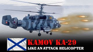 The Terrifying Power Of The Kamov Ka-29 Helicopter