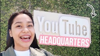 YouTube Headquarters Tour 2017! | ThatsBella