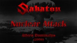Sabaton - Nuclear Attack (Lyrics English & Deutsch)