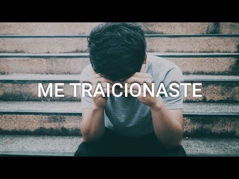 ME TRAICIONASTE💔😔 Rap triste 2021😭 - Fer Angell Ft. Ethan Tristán (Video Oficial)