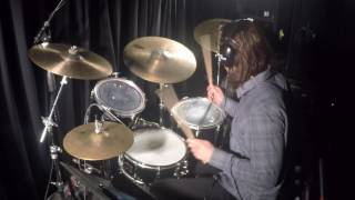 Love/Paranoia Drum Cover with Transcription