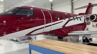1st Pc-24 to be completed in the US