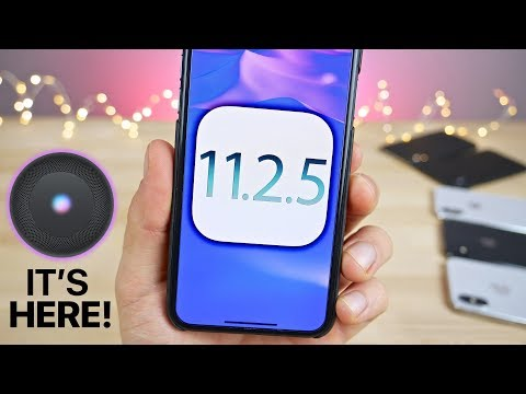 iOS 11.2.5 Released! Everything You Need To Know!