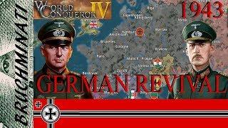 Germany 1943 Conquest #1 Germany Reborn! World Conqueror 4