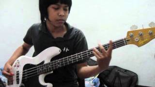 Anti Flag - Cities Burn Bass cover