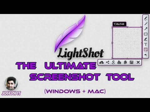 Lightshot - Take Screenshot with more features | Full usage Tutorial