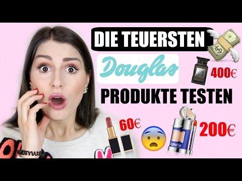 Ich teste die TEUERSTEN Beauty Produkte von DOUGLAS l Sara Desideria