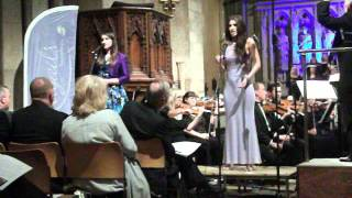 Faryl Smith and Katie Marshall sing Pie Jesu by Branning