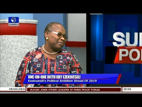 Oby Ezekwesili tired of seeing Nigeria at the bottom