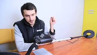 Металлоискатель Treker GC-1026 от компании ПКФ «Электромотор» - видео