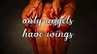 only angels have wings (lyrics) - nicole dollanganger