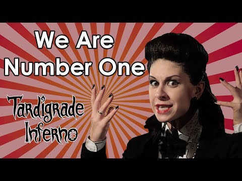 TARDIGRADE INFERNO - WE ARE NUMBER ONE (2019) online metal music video by TARDIGRADE INFERNO