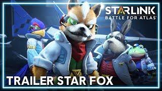 Starlink: Battle For Atlas - Trailer de Lançamento com Star Fox