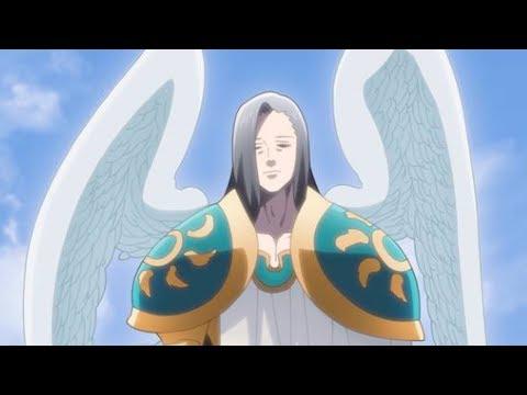 Nanatsu no Taizai : Kamigami no Gekirin Capitulo 3 Adelanto Explicado * Los Arcángeles Aparecen *