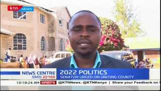 Patrick Munene criticizes Senator Kithure Kindiki over 2022 ambitions