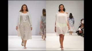 Летние модные образы радуют спокойствием, элегантностью!  одежда для полных интернет магазин